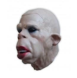 Masque en Latex Drôle de Tête 'Tusnelda'