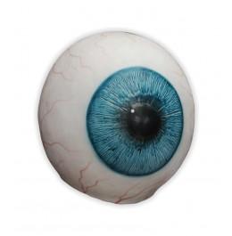 Masque globe oculaire grand œil en latex