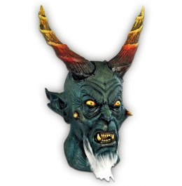Masque Diable Noir