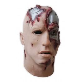 Masque Latex Visage Effets Speciaux 'Cyborg'
