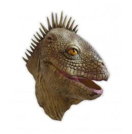Masque Reptile de Latex
