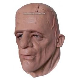 Masque Redoutable de Latex 'Le Golem'