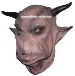Masque Halloween 'Orc'