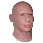 Masque Réaliste de Latex 'Voyou'