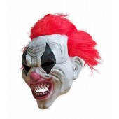 Masque de Clown d'horreur 'Smiley'