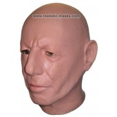 Masque Latex 'Prédicateur'